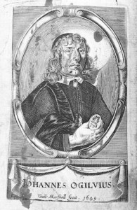 Figure 1: Marshall, William, Portrait of John Ogilby, 1649, engraving, The New-berry Library, Chicago. In The Works of Publius Vrgilius Maro, translated by John Ogilby. London: Printed by Thomas Maxey for Andrew Crook, 1649. Photo courtesy of the Newberry Library, Chi-cago, Call #Y672.V8764.