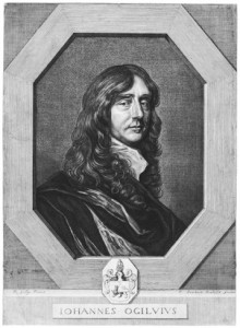 Figure 5: Lombart, Pierre, Portrait of John Ogilby, after Peter Lely, 1658, en-graving, National Portrait Gallery, Lon-don. In Publii Virgilii Maronis Opera, by John Ogilby. London: Printed by Thom-as Roycroft, 1658. NPG D5387.