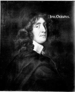 Figure 6: Lely, Peter, Portrait of John Ogil-by, oil on canvas, Bodleian Library, Lon-don, 1662. https://commons.wikimedia.org/wiki/File:Lely_-_Ogilby.jpg. Accessed August 16, 2015.